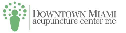 Downtown Miami Acupuncture Center Logo